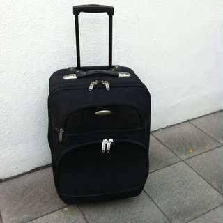 Satchi House 21 inches luggage. In good condition.