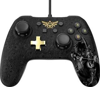 PowerA Wired controller Plus for Nintendo switch - Zelda Breath of the Wild