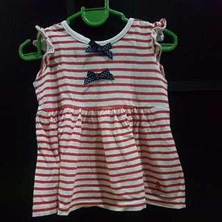Baby Dress HUSH PUPPIES 6-12m