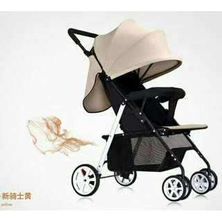 Premium Luxuries Ultralight Foldable Baby Stroller