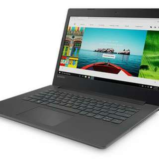 Kredit Laptop Lenovo 14 Inci Core i5 Windows 10