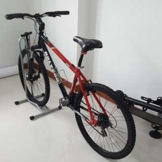 Polygon bike 3×8 speed