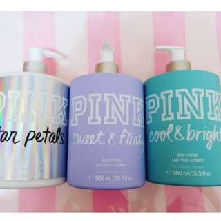 Lotion PINK