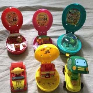 Mcdo Happy Meal Toys lot