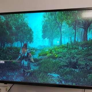 Toshiba 43inch 4k resolution tv