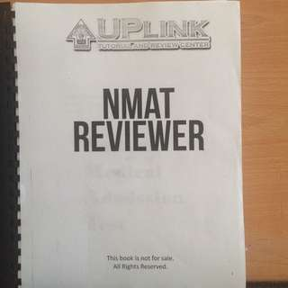 Nmat Reviewer Uplink