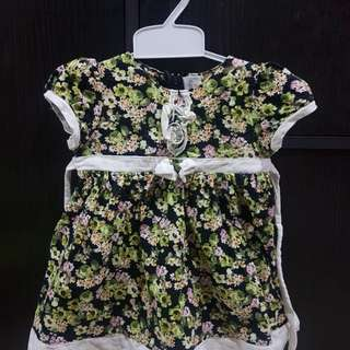 Baby Dress Cuddle 18m
