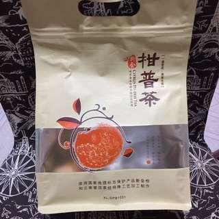 (一盞香茗。满室生茶)新會柑普茶