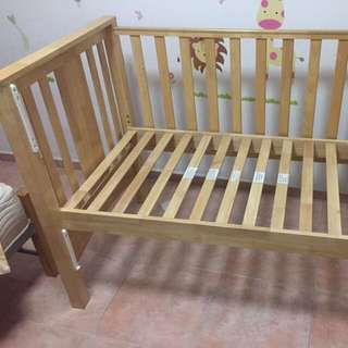 Baby Cot(solid wood)