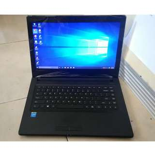 Laptop Lenovo ideapad 300 14 inci