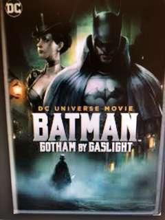 Batman Gotham by Gaslight DVD