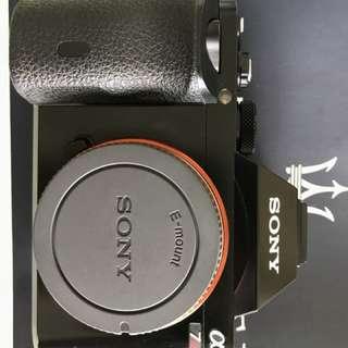Sony A7R full frame FE body, very good condition