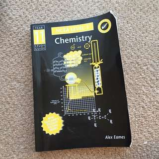 NCEA L1 Chemistry Study Guide