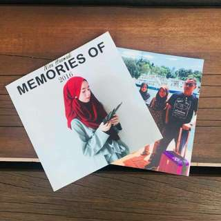 Photo Printing (photobook) - 40pages