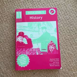 NCEA L1 History Study Guide (2004)