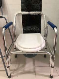 Waterproof Toilet Chair