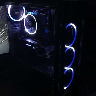 Extreme Gaming PC (i7, 16GB Ram, GTX1070 8GB)