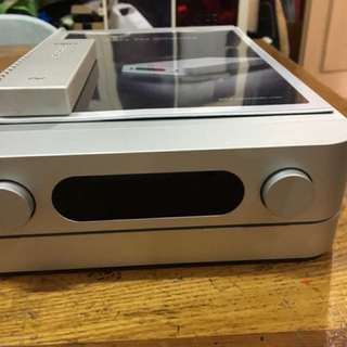 Calyx CTI amplifier with USB