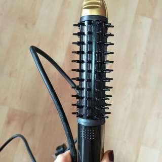 JML hair styler straightener curler