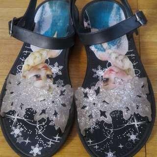 Frozen inspired sandals