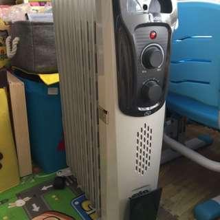 Oil Filled Radiator 暖爐 NY2009-15K