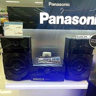 Kredit Panasonic SC-UX100GS Tanpa Kartu Kredit Proses 3 Menit