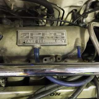 EK4 Skunk2 Pro Series Intake Manifold with S90 Throttle Body
