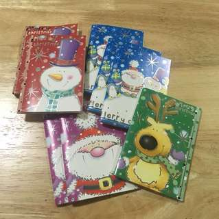 SnR Assorted Christmas Cards (Small)