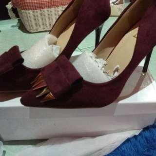 Berrtbenka heels
