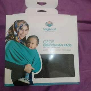 Geos Gendongan Kaos