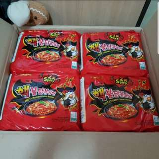 Samyang Noodles - Available on hand!