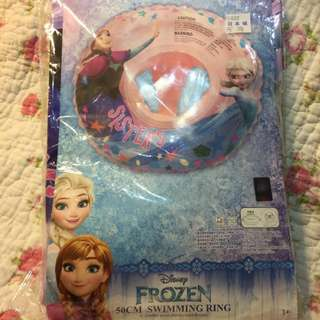 Disney Frozen 50cm Swimming Ring 冰雪奇緣BB水泡圈