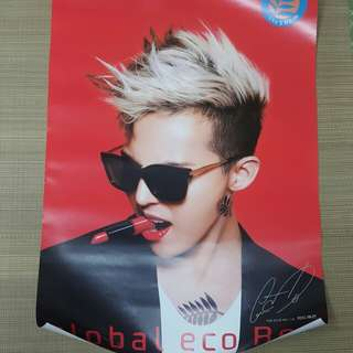 Bigbang GD the saem poster