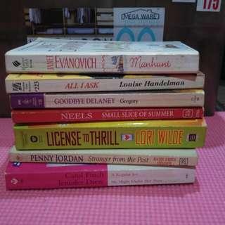 Books bundle 1 (take all)