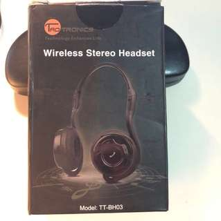 TaoTronics Bluetooth Stereo Headset