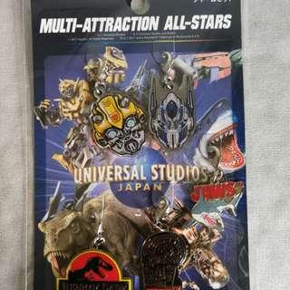 Universal Studios Japan Charm Set