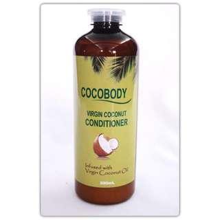 Virgin Coconut Shampoo Lite