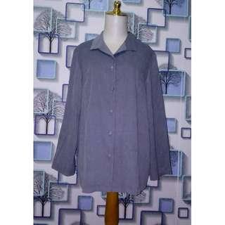 blouse semi blazer