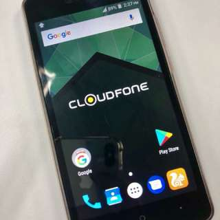 Cloudfone Thrill Boost 2