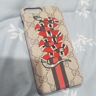 Hardcase gucci snake iphone 7 plus