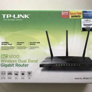 TP Link Router AC1200