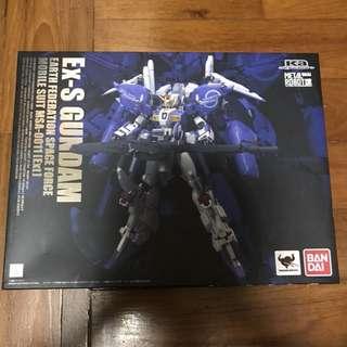 Ex-s gundam metal build metal robot aaa