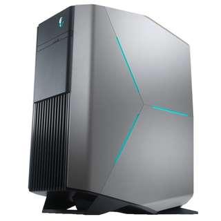 Brand New DELL Alienware Aurora R5 NVIDIA GTX1080