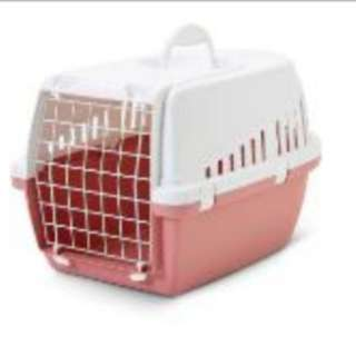 SAVIC Trotter 1 Carrier (white/retro pink)