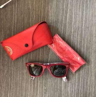 Rayban 太陽眼鏡英國特別版