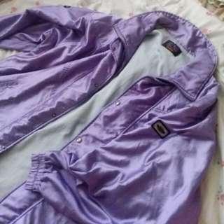 Oversized Jacket Descente