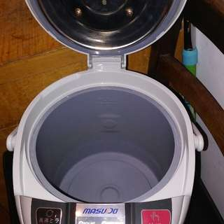 熱水保温壺