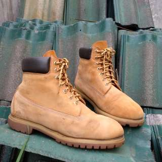 Timberland boots made dominic