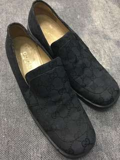 Gucci monogram shoes size 36