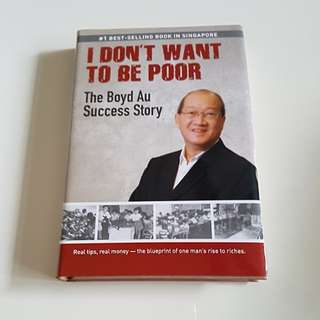 I don't want to be Poor by Boyd Au